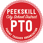 Peekskill City School District PTO Logo
